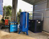 Hệ Thống máy nén khí Ekom 50Hp